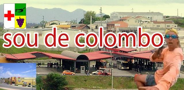 Sou Colombense e não sou bandido