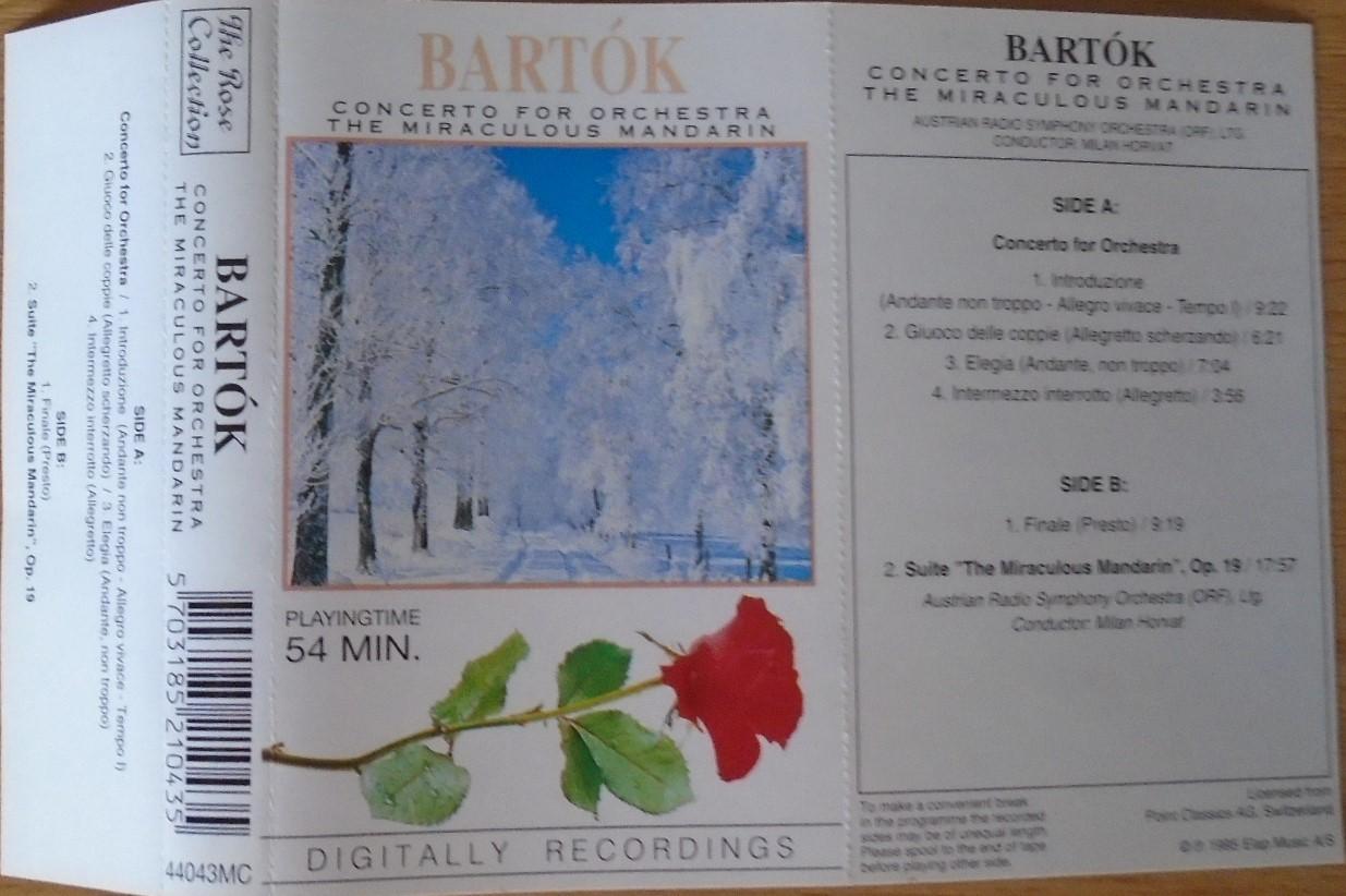 Bulletproof Socks Béla Bartók Concerto For Orchestra The