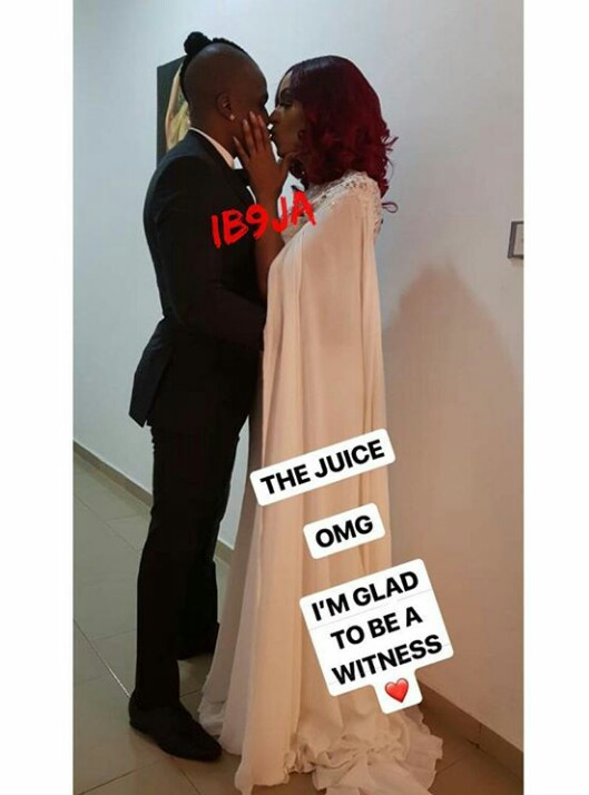 Juliet Ibrahim finally catches Iceberg Slim