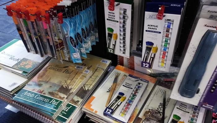 National Book Store Book Binge Bazaar in Davao is now open