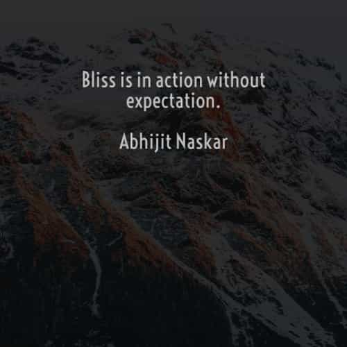 Bliss quotes and sayings that will bring true happiness