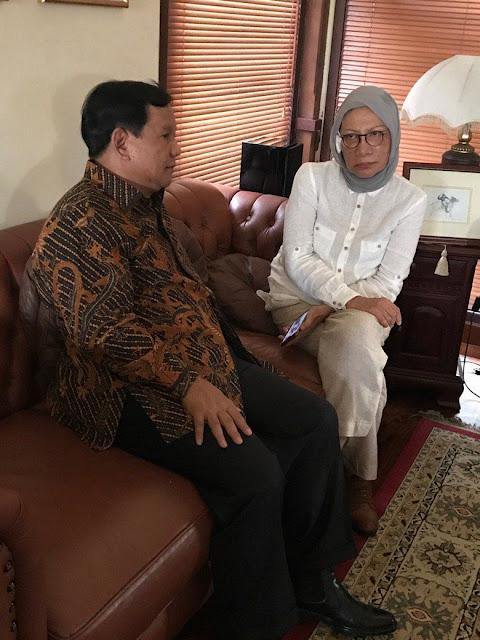 Polemik Klaim Pro Prabowo Pindah ke Jokowi karena Ratna Sarumpaet