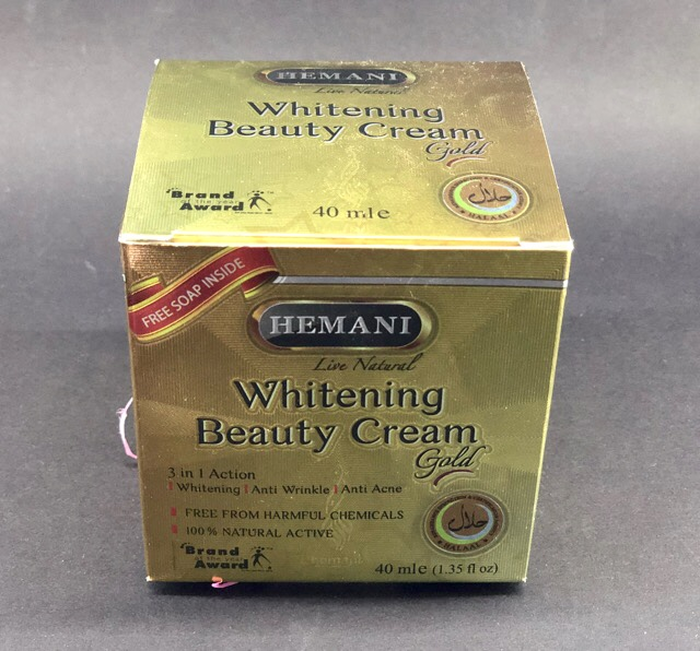Hemani Herbal Whitening Cream | Review
