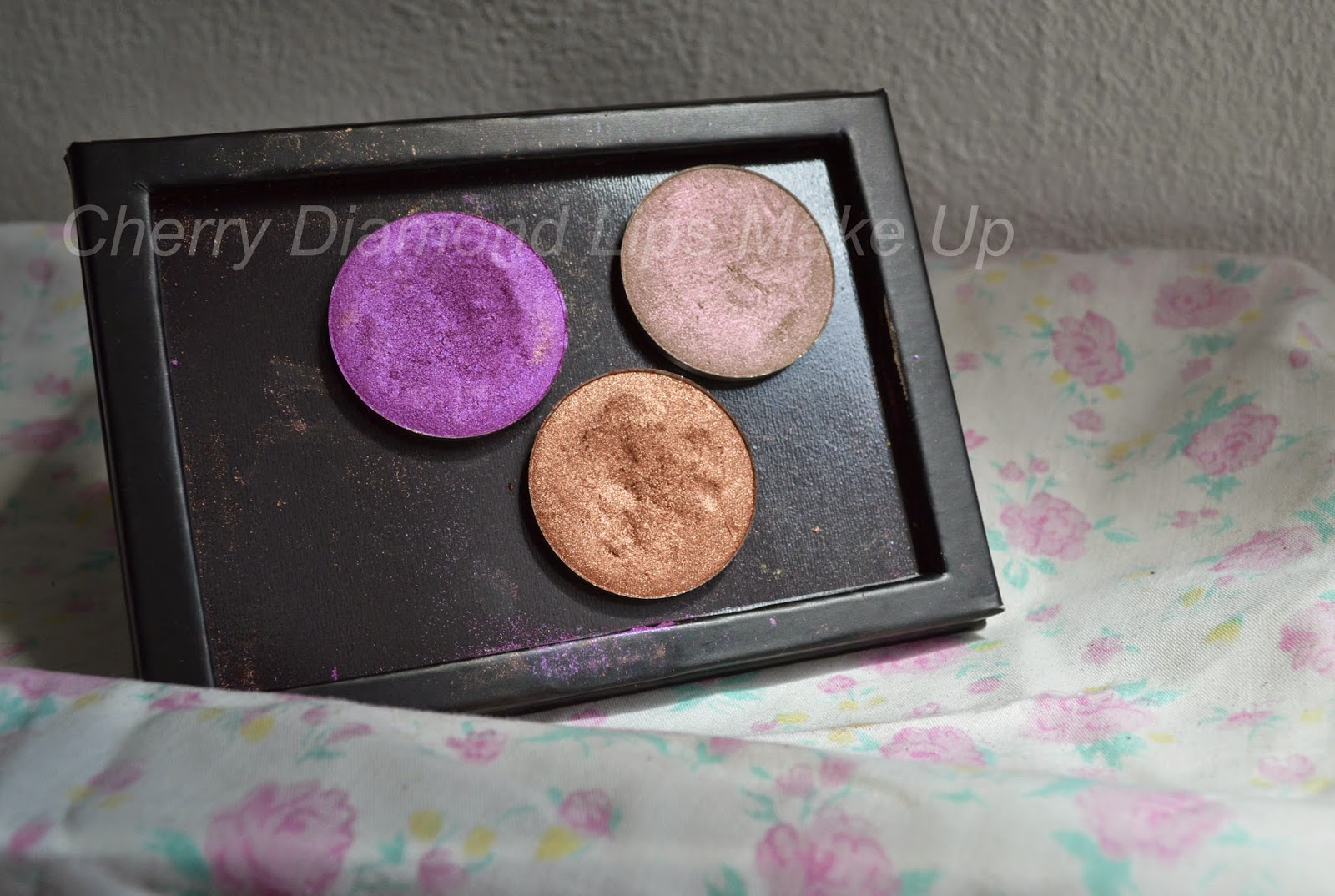 Solaris Collection, Nabla Cosmetics, Cattleya, Madreperla, Rust