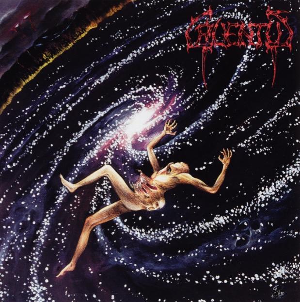 Nightmare be thy Name: Cruentus - In Myself (1996)