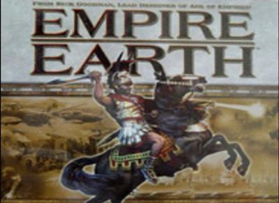 地球帝國中文版(Empire Earth),3D立體現代作戰即時戰略!