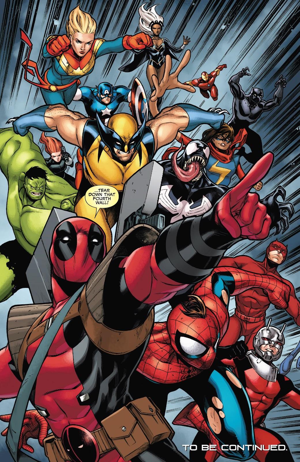 Read online Spider-Man/Deadpool comic -  Issue #48 - 22