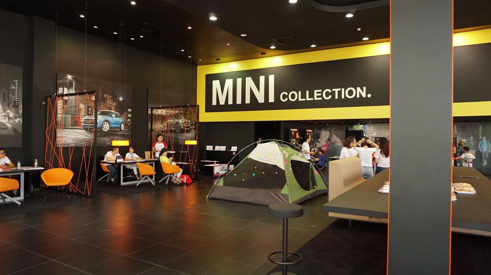 Cuối tuần đẹp trời ghé thăm showroom Mini Việt Nam