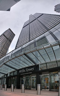 Willis Tower The Sears Tower Architecture