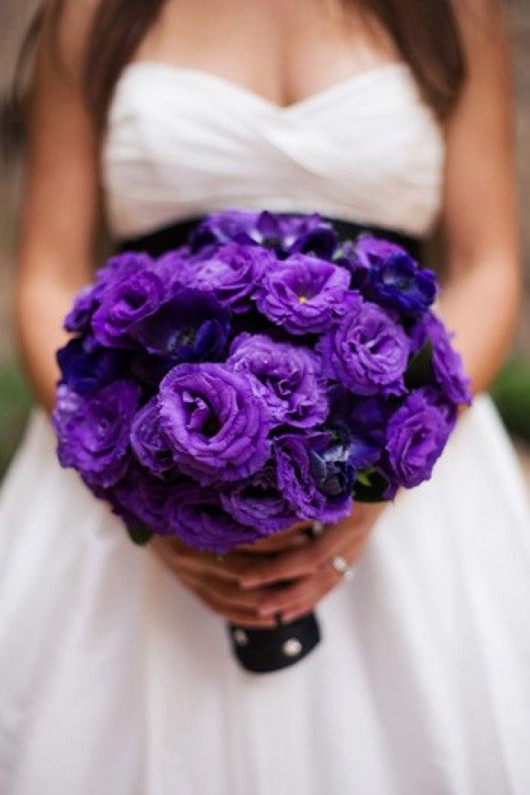 Purple wedding inspirations