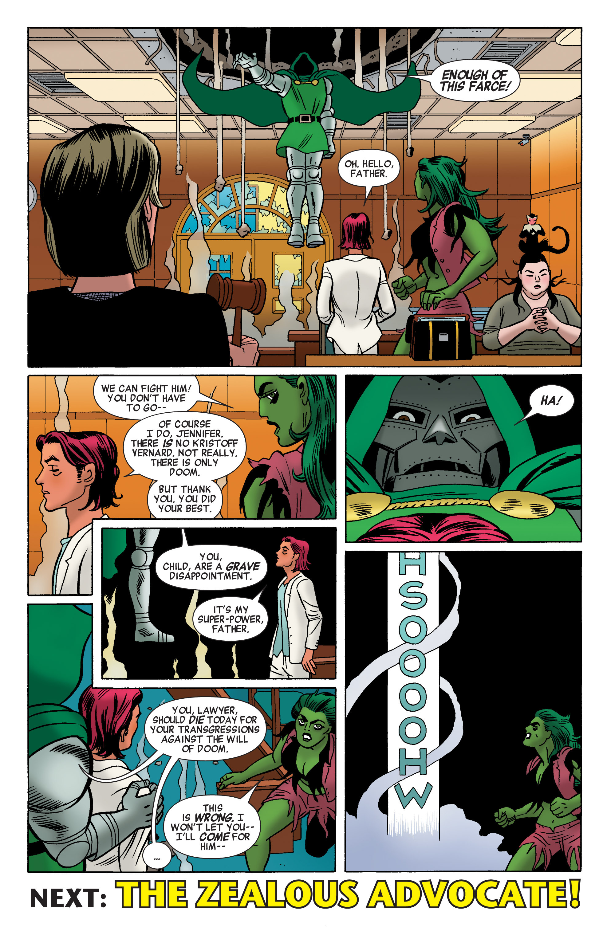 Read online She-Hulk (2014) comic -  Issue #3 - 15