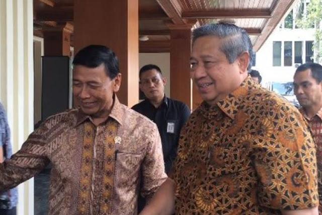 Roy Suryo Ungkap Pertemuan Wiranto-SBY