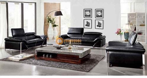 Giới thiệu 3 mẫu ghế sofa phòng khách hiện đại sang trọng