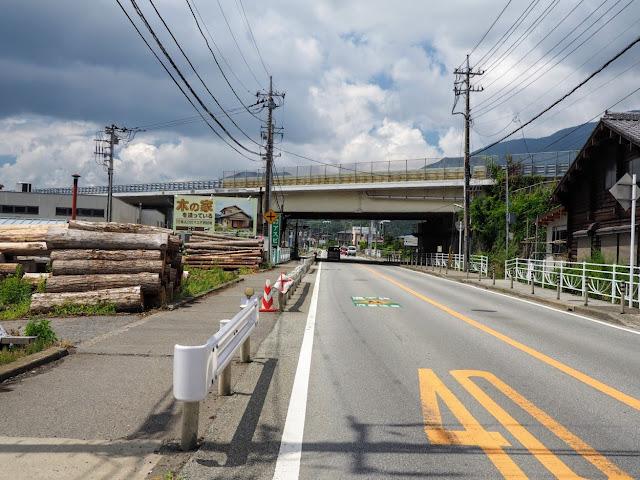 富士みち 中央自動車道