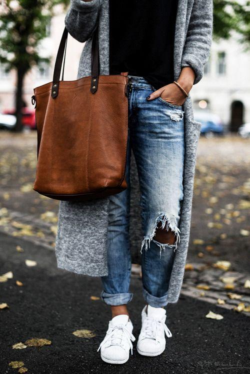inspiracje, sweter, wiosna, blog, stylizacja, płaszcz, moda, trampki