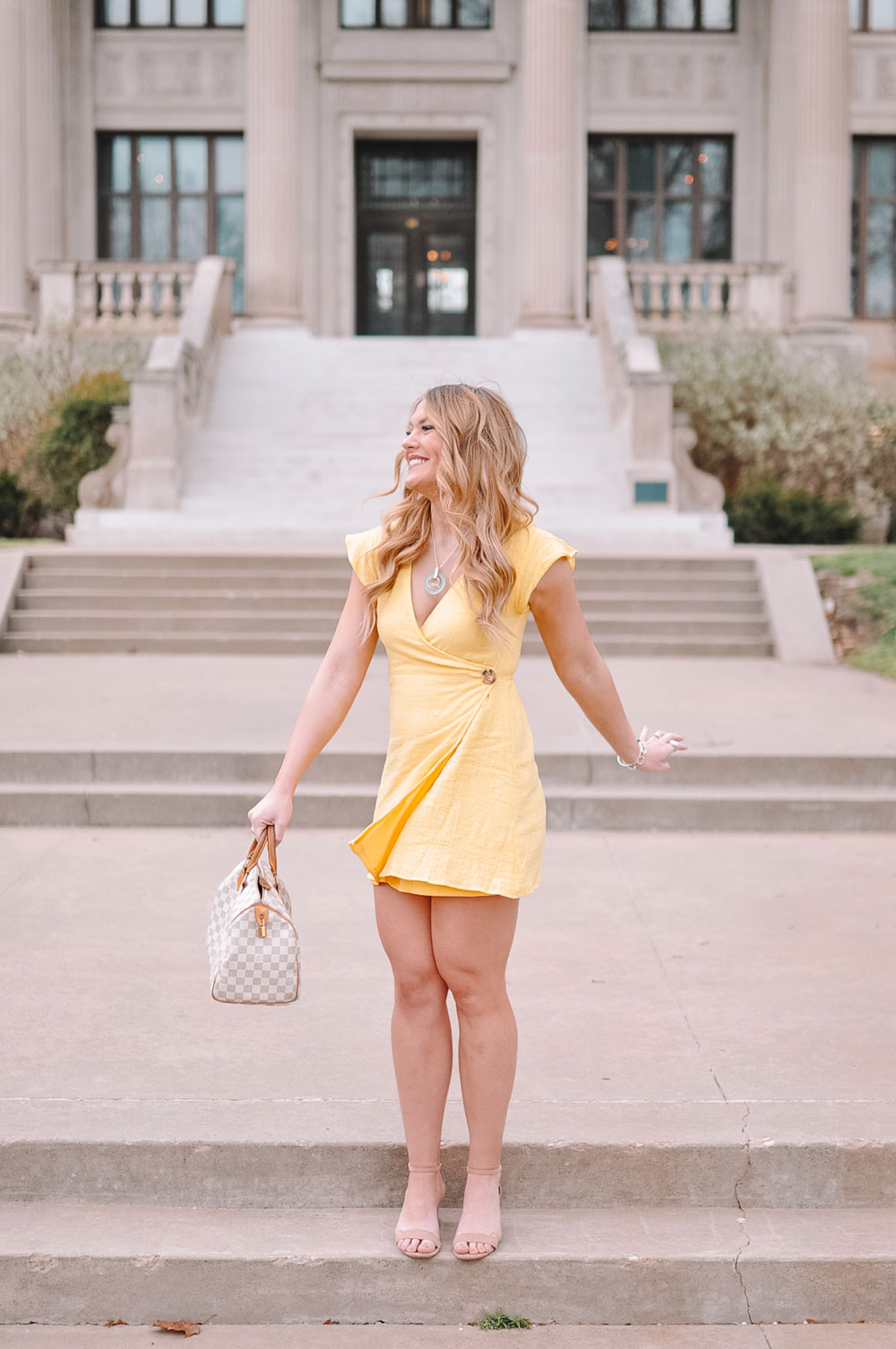 Easter Dress Inspo from blogger Amanda's OK