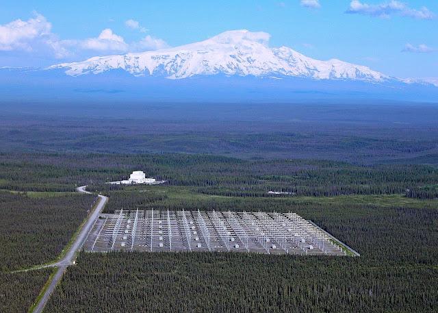 Apa itu High Frequency Active Auroral Research Program atau disingkat HAARP??? Kenapa Nabi Saw bersabda dajjal boleh menentukan cuaca?? Sedikit gambaran tentang HAARP.