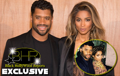 R&B Singer And NFL Player Ciara And Russell Wilson Is Now A Married Couple