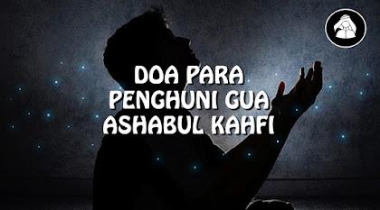 Doa para penghuni gua   Ashabul Kahfi