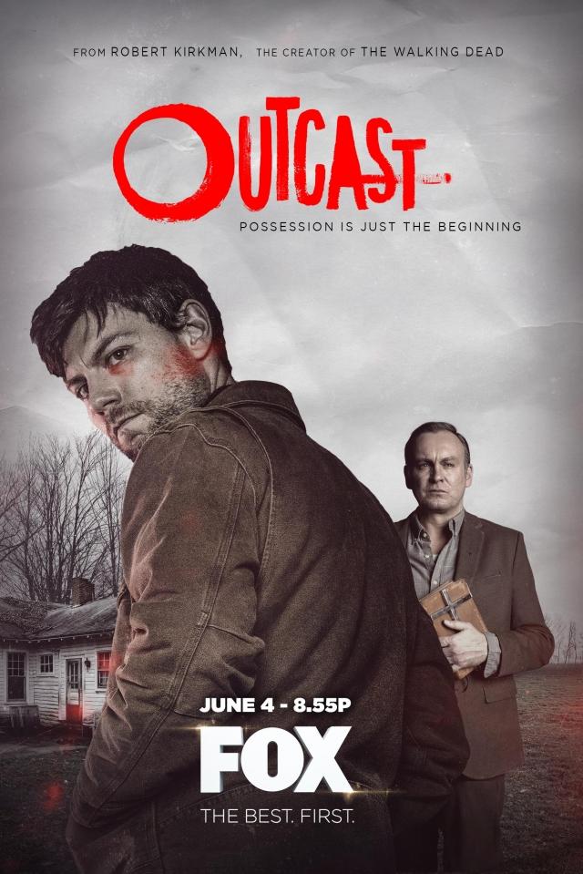 Truy Tìm Sự Thật Phần 1 - Outcast Season 1 (2016)