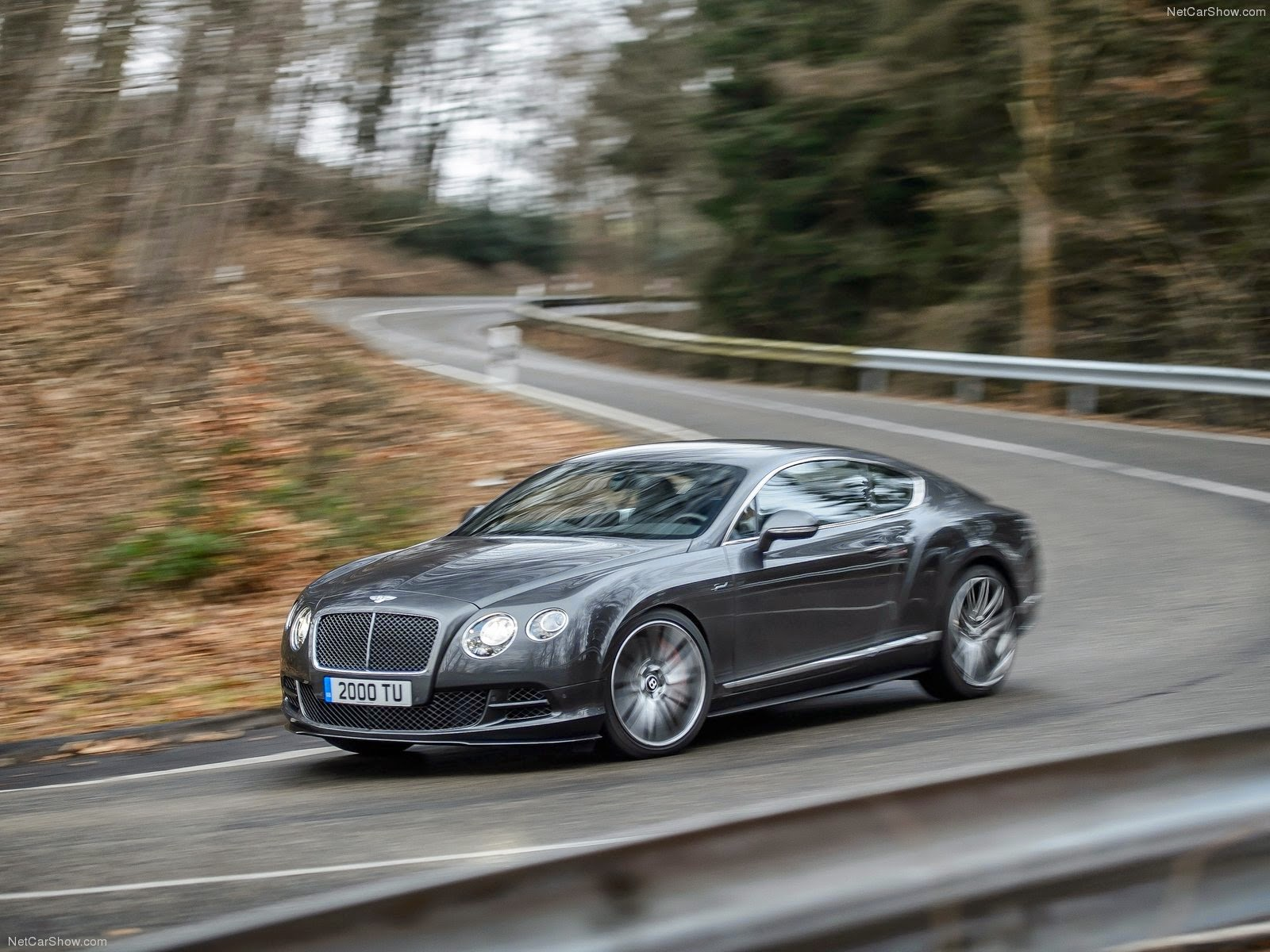 2014 Bentley Continental GT V8 S Image
