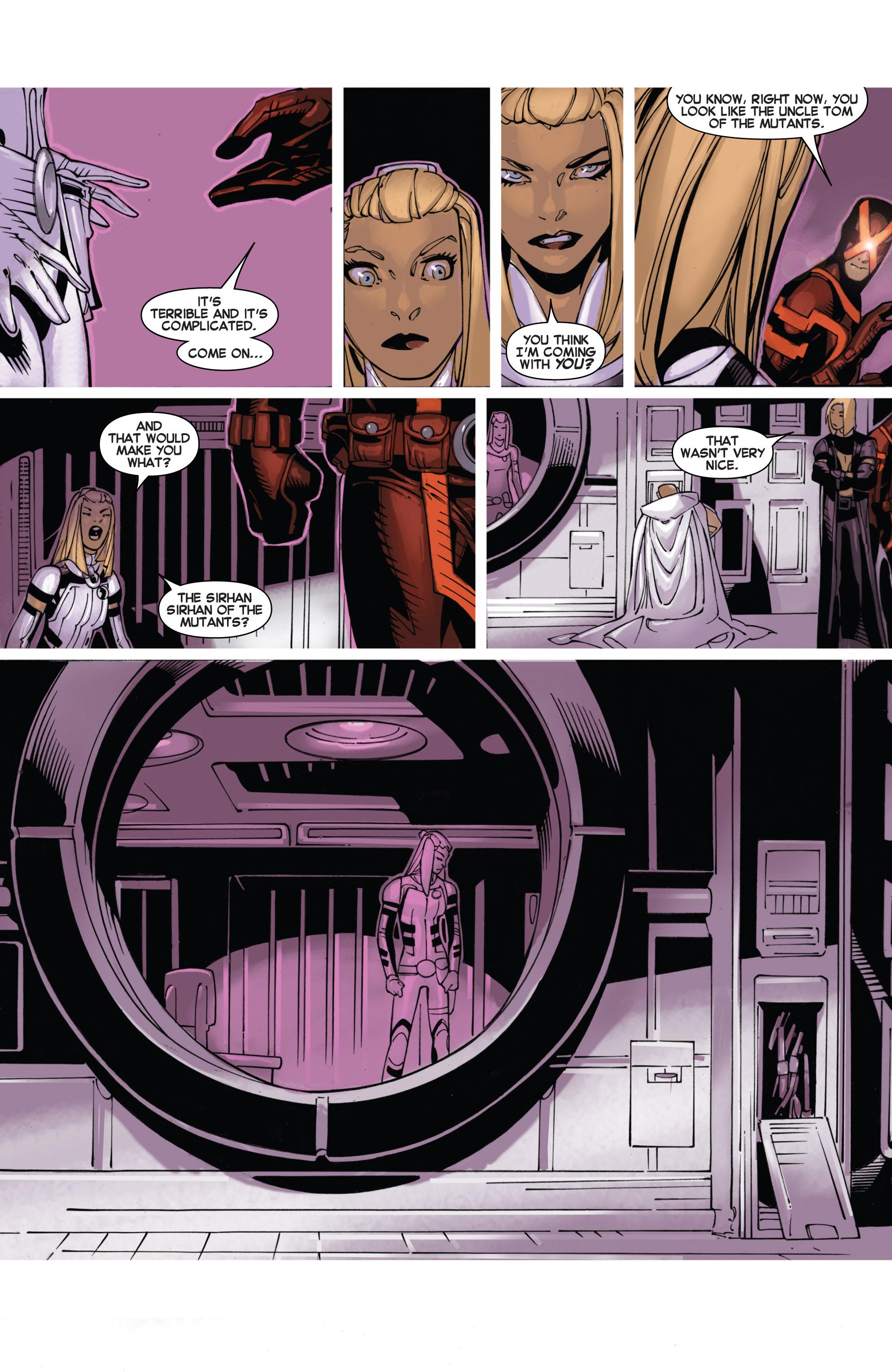 Read online Uncanny X-Men (2013) comic -  Issue # _TPB 2 - Broken - 75