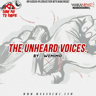 [POEM] The unheard voices [By Wemimo]