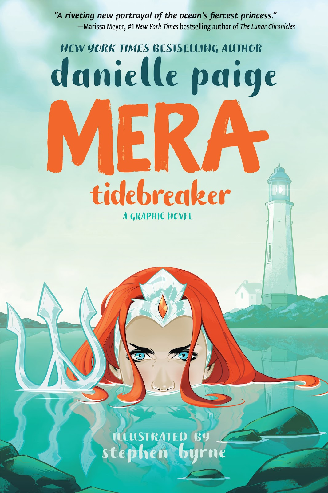 Read online Mera: Tidebreaker comic -  Issue # TPB (Part 1) - 1