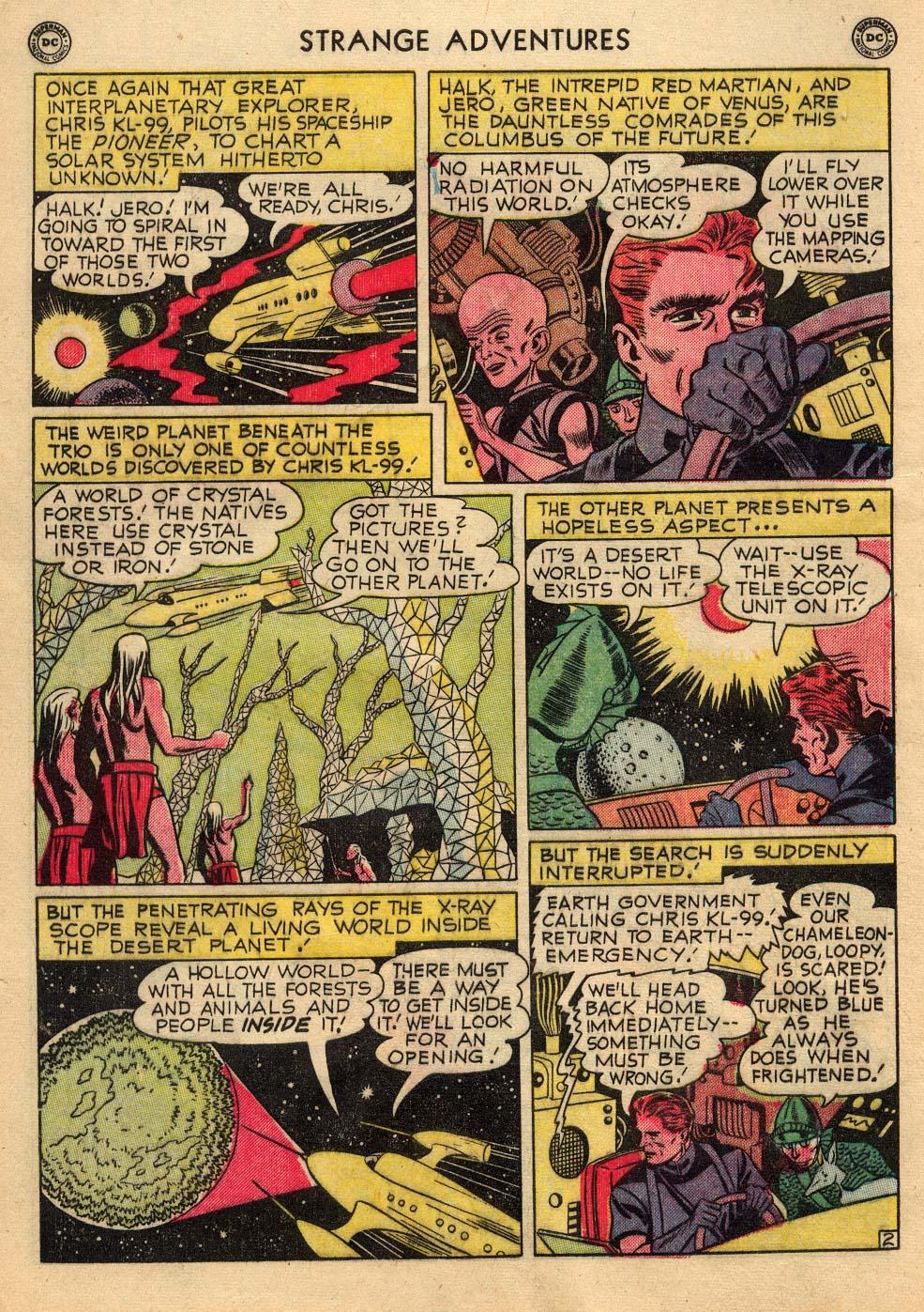 Strange Adventures (1950) issue 3 - Page 4