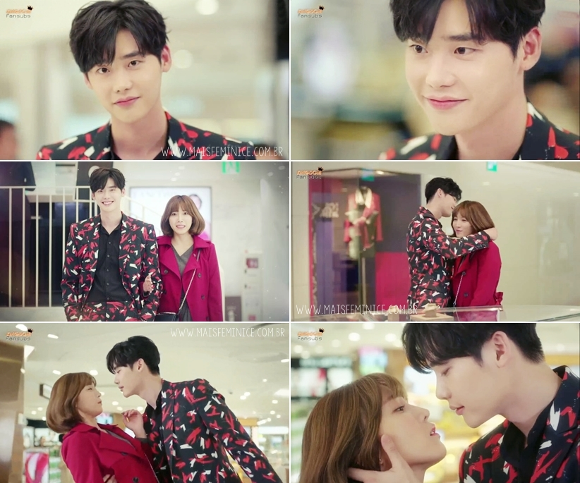 Web-Drama - 7 first kisses - Lee Jong Suk