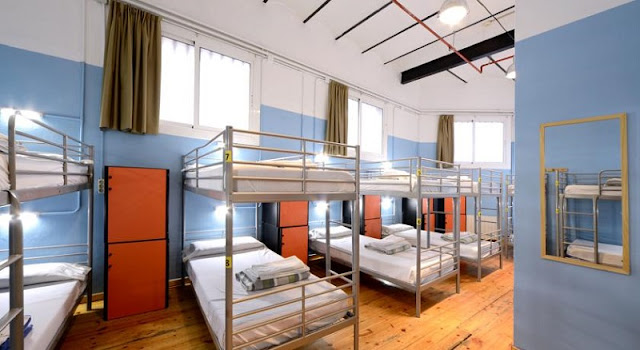 Equity Point Youth Hostel em Barcelona