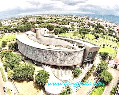 Gambar Museum Tsunami Aceh (Aceh Tsunami Museum