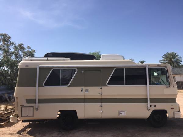 Used Rvs Rare Rv 1973 Starcraft Starcruiser For Sale By Owner