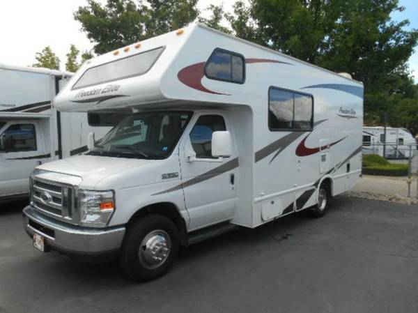 Used RVs Mercedes-Benz Sprinter Diesel RV For Sale by Owner