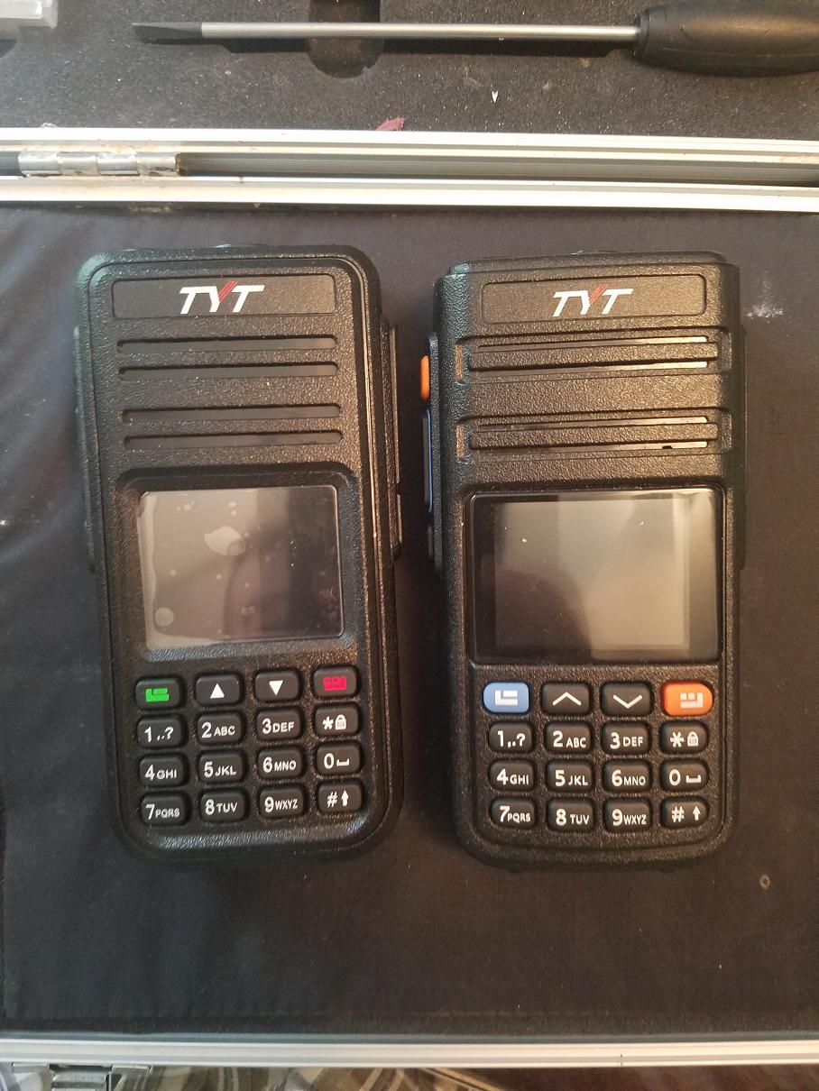 Teardown en vergelijk TYT MD-UV380 | HamDigitaal nl