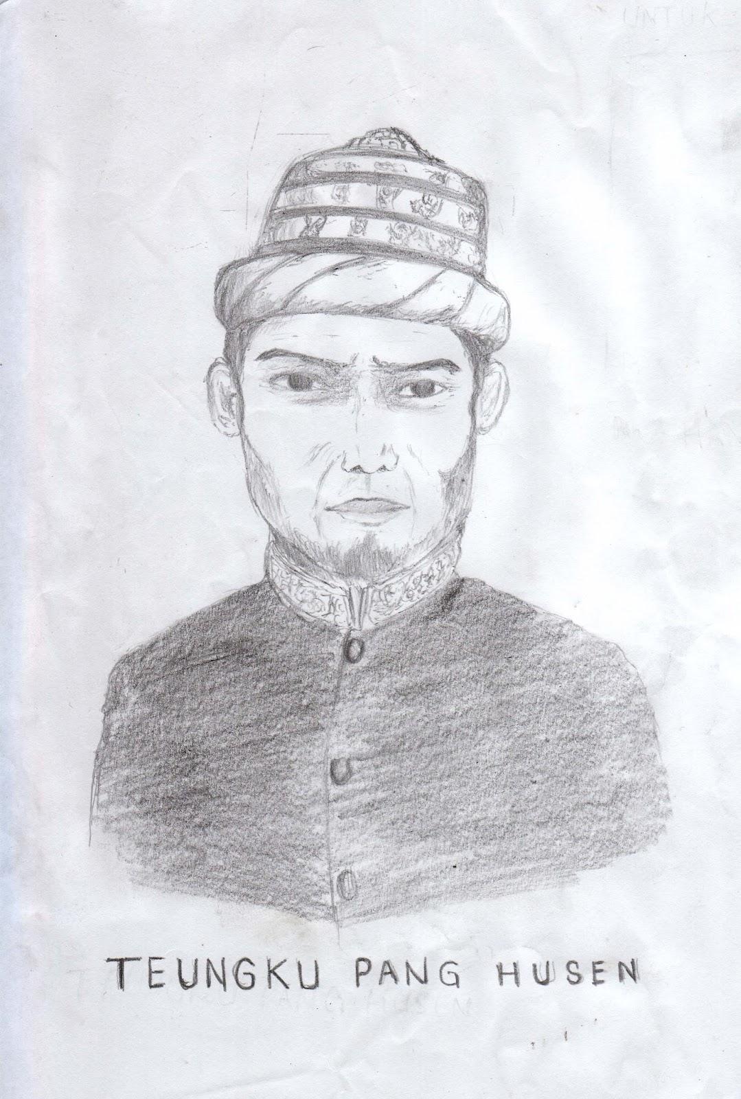 Image result for gambar teungku pang husen