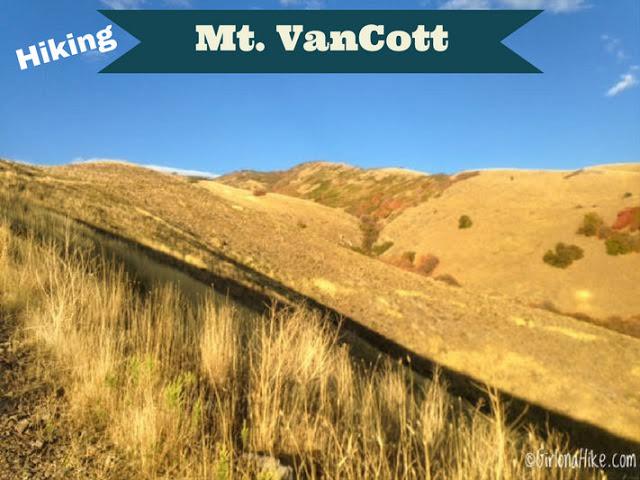 Hiking Mt.VanCott