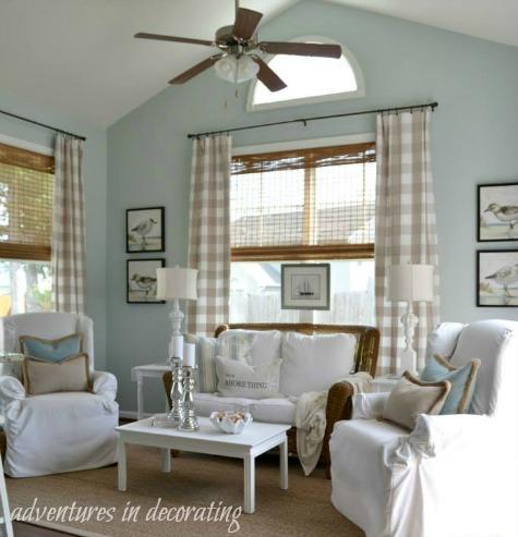 Coastal Sunroom Idea