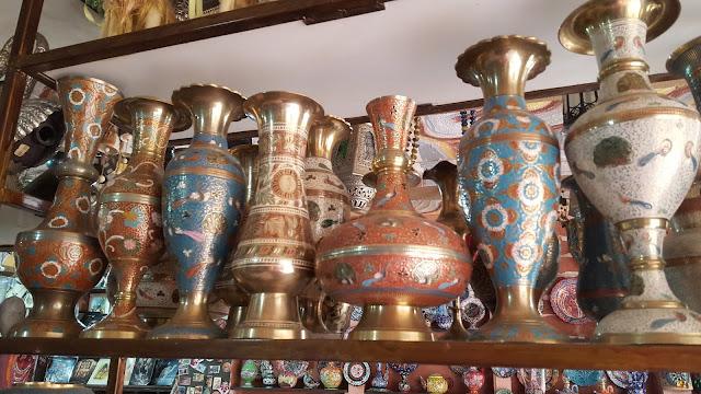 Antiguedades, Mercado, Petra, Jordania, Jordan, Elisa N, Blog de Viajes Argentina