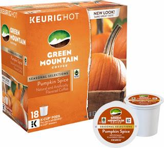 seasonal k cups