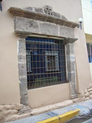 Casa del Conde de Lemos, Puno, Perú, La vuelta al mundo de Asun y Ricardo, round the world, mundoporlibre.com