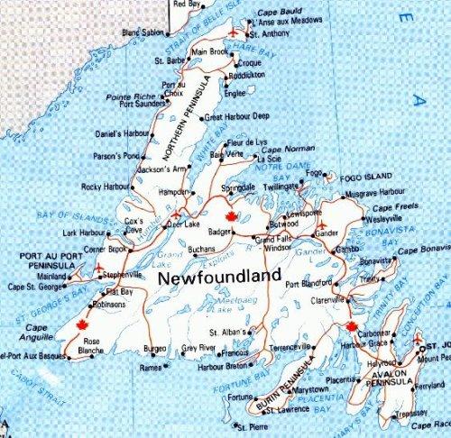 Atlantic Adventures De reisgids is binnen