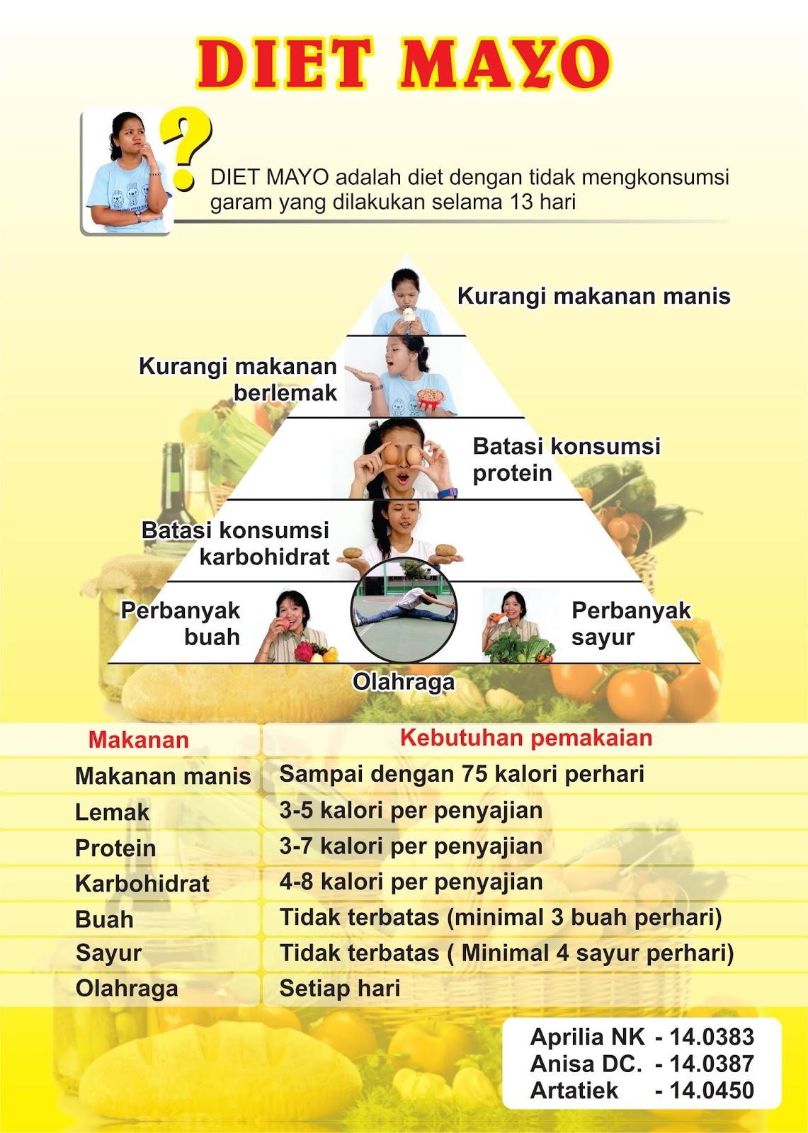 Ini Bahaya Jika Wanita Hamil Nekat Lakukan Diet Mayo