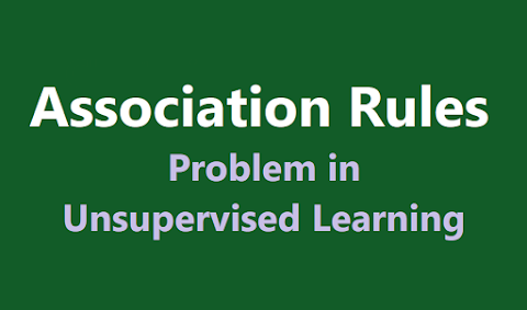 Association - -Unsupervised Machine Learning in Hindi