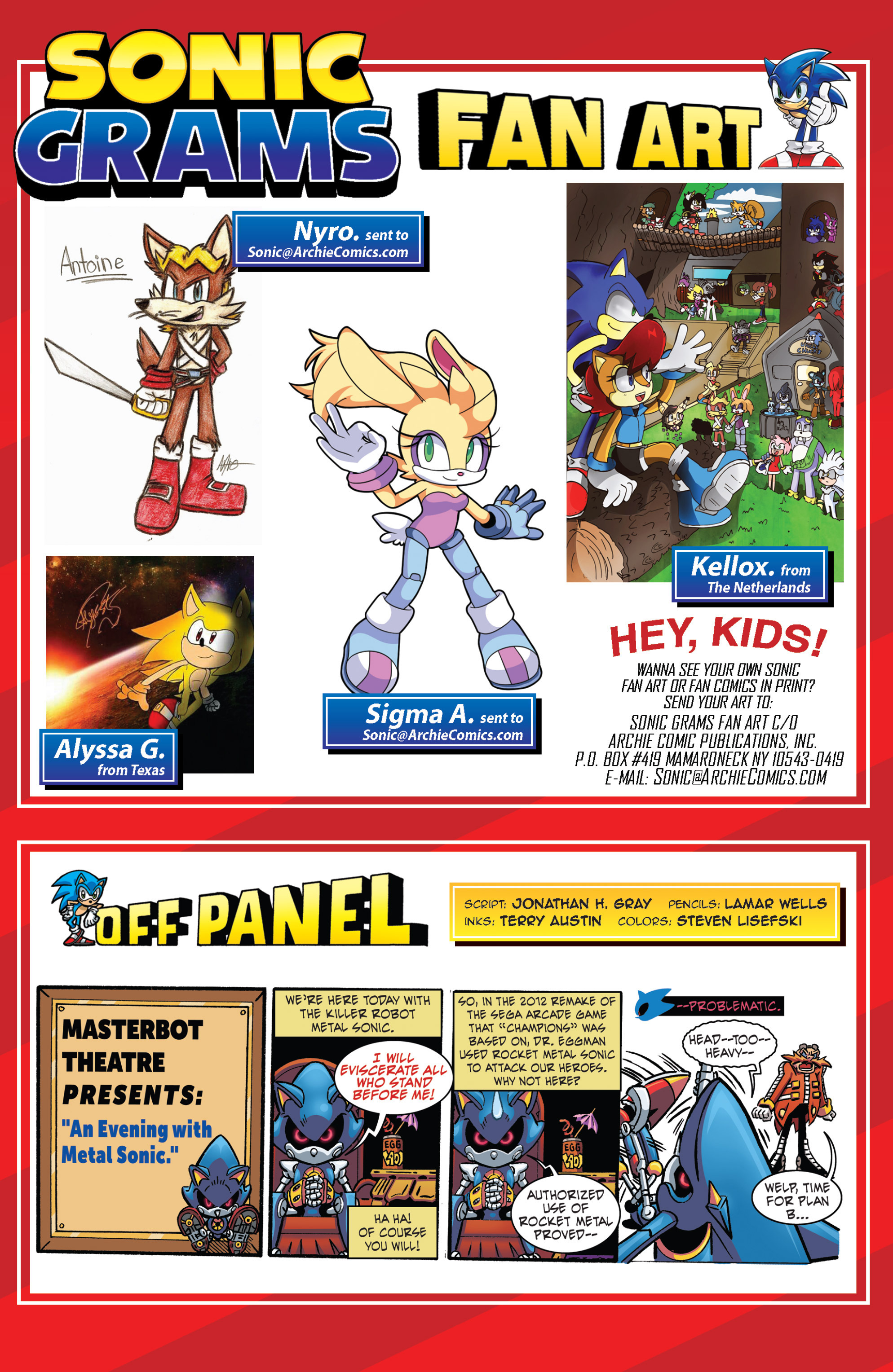 Read online Sonic The Hedgehog comic -  Issue #271 - 22