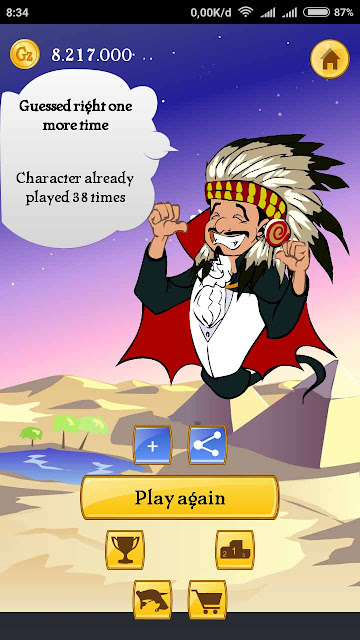 cheat akinator android gratis
