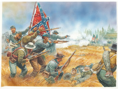 Soon to Be released American Civil War supplement for Black Powder