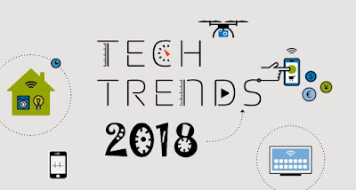Four Technology Trends That Will Transform Our World in 2018 | DigiWeb Trends
