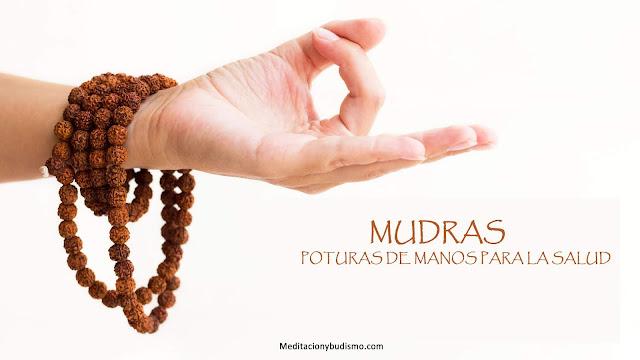 Mudras - Posiciones de las manos que curan