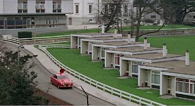 Fahrenheit 451 Wanted Scene 1966